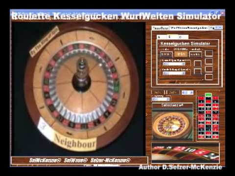 Roulette KeГџelgucken