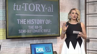The History of The AR-15 Semi-Automatic Rifle | Tutoryal