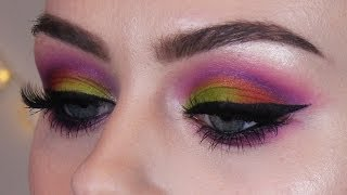 Urban Decay Electric Palette Tutorial #2 Thumbnail