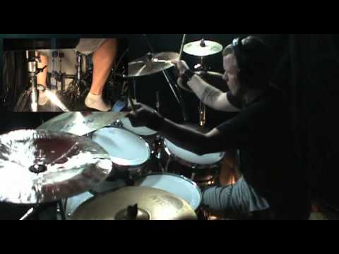 Lamb of God - Remorse is for the Dead (Drum Cover)