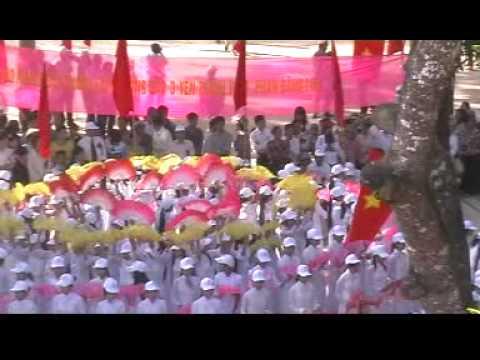 Kỉ niệm 50 năm thành lập Trường THPT Phan Đăng Lưu - Yên Thành - Nghệ An.mpg