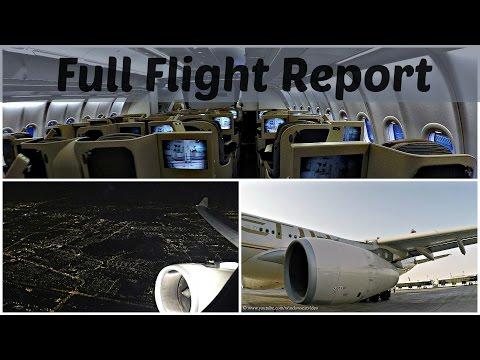Flight Report | Etihad Airways Airbus A330 Business Class Amsterdam To Abu Dhabi