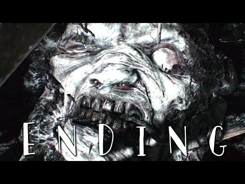 RESIDENT EVIL 7 ENDING / FINAL BOSS -...