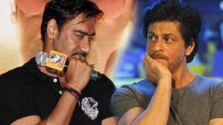 Ajay Devgn SPEAKS on his FIGHT with Shahrukh Khan