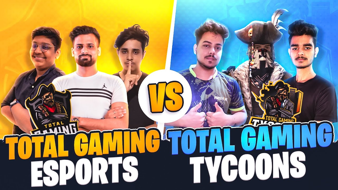 Download Total Gaming Tycoons Vs Total Gaming eSports Best Clash Squad Gameplay - Garena Free Fire
