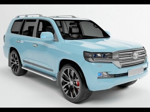 2019 Toyota Land Cruiser Youtube