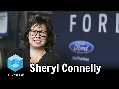 Sheryl Connelly, Ford - #FordTrends #theCUBE