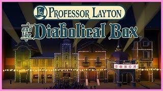 Professor Layton and the diabolical Box! Ride Spotlight 67   Contest Entry #PlanetCoaster