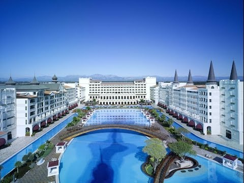 Mardan Palace Hotel Kundu 5 Ultra All Inclusive Antalya Turkey
