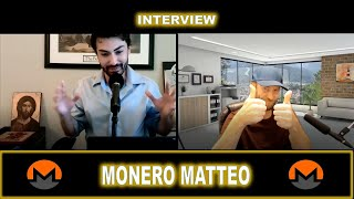 Interview: Monero Matteo - Where is Blockchain / Crypto Headed?