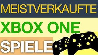 Die 25 MEISTVERKAUFTEN XBOX ONE Spiele
