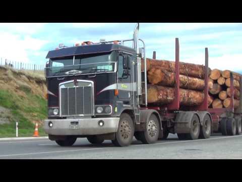 Trucks NZ Saddle Road Manawatu