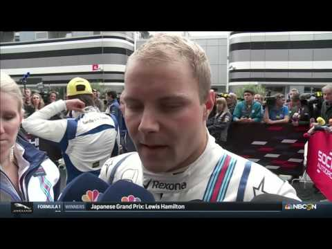 2015 Russia - Post-Race: Valtteri Bottas: 'I'm never getting those points back'