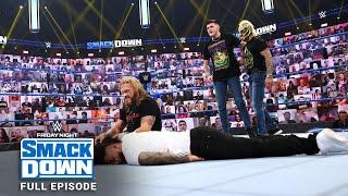 WWE SmackDown Full Episode, 09 July 2021