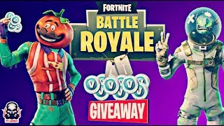 Fortnite Battle Royale| Solo, Duo Victorys +494 kills | 1,000 V Bucks Giveaway (MUST SUB TO JOIN)