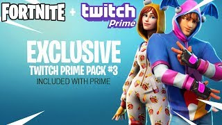 Fortnite KPOP et ONESIE skins Coming Back... Comme Twitch Prime Pack 3?