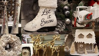Shop With Me •HomeGoods• Christmas Decor •It's Christmas in the South!