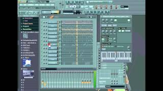 โปรเจค FL Studio - ไม่ใช่แฟนทำแทนไม่ได้