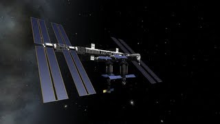 ISS crew supply mission 1 / Soyuz launch KSP