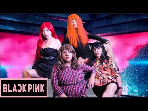 BLACKPINK - '뚜두뚜두 (DDU-DU DDU-DU)' Traducida Al ESPAÑOL (cover/parodia)
