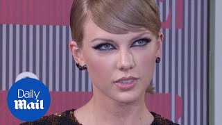 Recording artists talk about Taylor Swift's impact in music - Daily Mail
