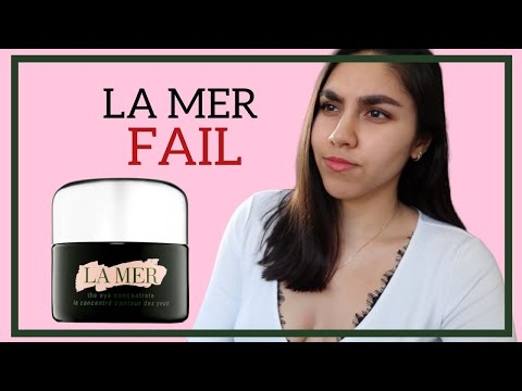 "LA MER FAIL: $225 EYE CREAM ""CONCENTRATE"" | KAYA EMPIRE"