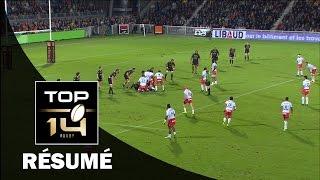 TOP 14 - Résumé La Rochelle-Toulon: 17-17 - J08 - Saison 2016/2017