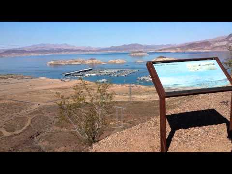Lake Mead cycling