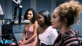 Star Cast- Jude, Ryan and Brittany interview with Y100 Miami
