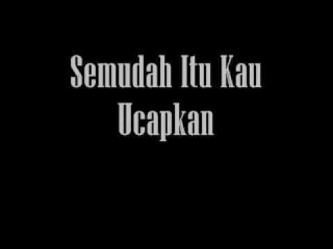 Sammy Simorangkir - Dibalas Dengan Dusta (Audy Cover) Lyrics