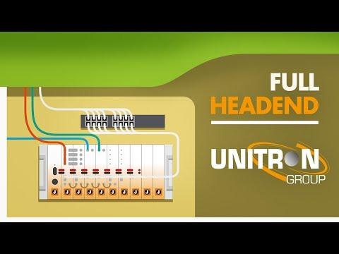 Digital Modular Headend - UnitronGroup - Johansson