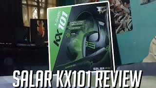 Salar KX-101 Over-The-Ear Gaming Headset Review