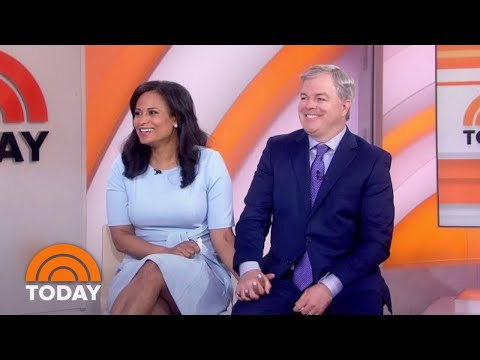 NBC News' Kristen Welker Announces She's Having A Baby, With Help From A Surrogate | TODAY