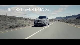 BMW X7 tested across challenging terrain all over the world
