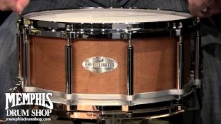 Pearl 14 x 6.5 Task-Specific Free Floating Maple/Mahogany Snare Drum