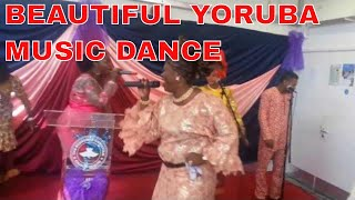 Nigerian gospel music,nigerian movie artiste  joke joshua in yoruba culture night