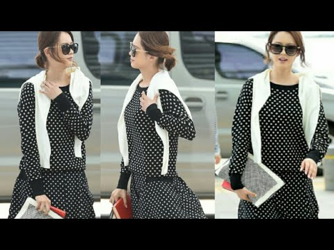 Collection Of Go Ara Fashions - 고아라 패션