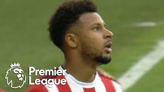 Lys Mousset taps in for a 2-0 Sheffield United lead over Tottenham   Premier League   NBC Sports