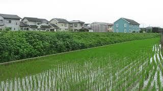 2015/7/1 回送列車(A列車で行こう編成キハ185)走行@光岡~日田間