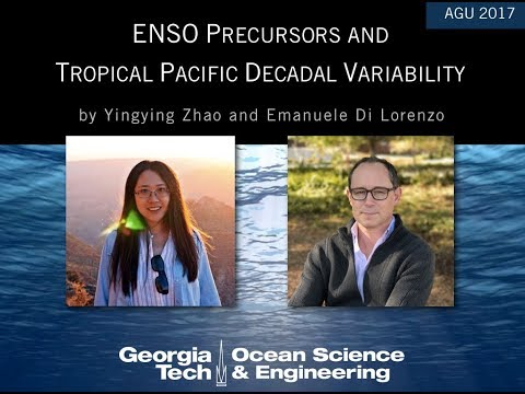 ENSO Precursors and Tropical Pacific Decadal Varaibility