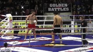 Golden Battles 2. Могилёв. Главный бой вечера.