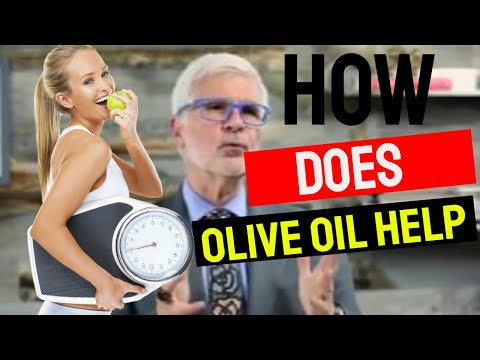 How Does Olive Oil Help You Lose Weight
