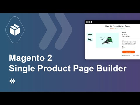 Magento 2 Single Product Page Builder   Build Product Page Layout