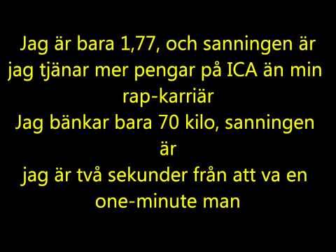Snook - Längst fram i taxin Lyrics ((Dirty))