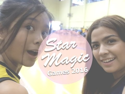 VLOG: Star Magic Games 2016!