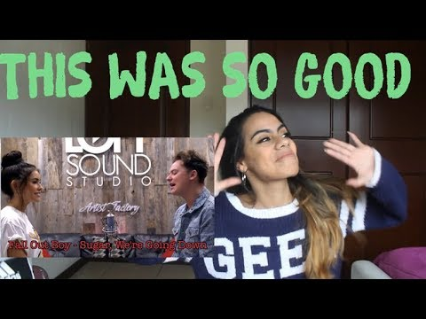 Dusk Till Dawn | Conor Maynard (SING OFF vs Madison Beer) - REACTION