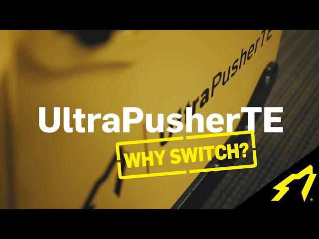 Why Switch to the SnowWolf UltraPusherTE Snow Pusher?
