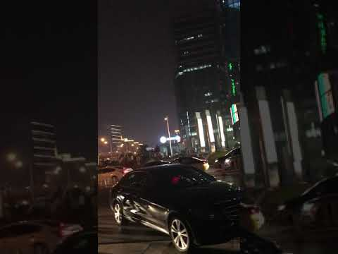 night in Zhongguancun//the silicon valley in Beijing