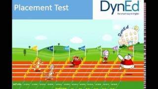 DynEd วิดีโอปฐมนิเทศ Kids Part 1 - Placement Test