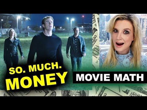 Avengers Endgame Box Office Opening Weekend - $350 MILLION